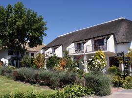 Hotel photo: Wedgeview Country House & Spa