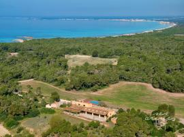 A picture of the hotel: Agroturismo Ses Arenes
