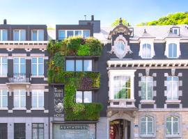 Hotel near Namur