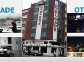 Hotel near Üsküdar