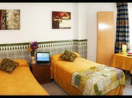 Hotel near Альмерія