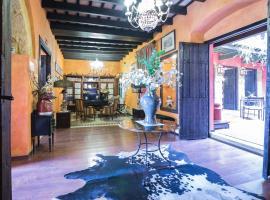 Hotel photo: La Casona de Calderón