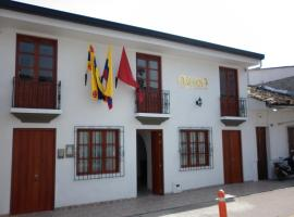 Hotel photo: Hotel Arcada Payanesa