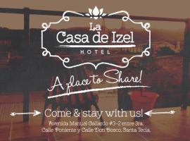 Hotel near Santa Tecla