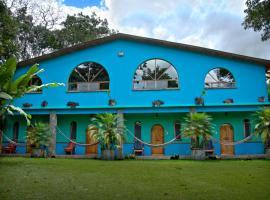 Хотел снимка: Posada de Santiago