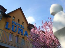 Hotel kuvat: Hotel Luna Budapest