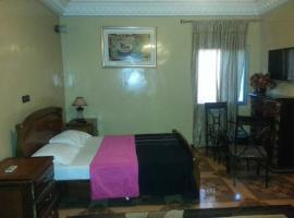Hotel near Dakar