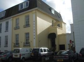 Hotel photo: Alister Guest House