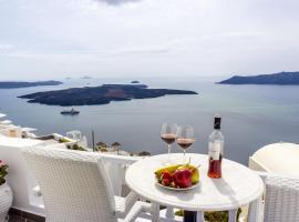 Hotel photo: Santorini View Firostefani Caldera