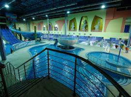 Hotel photo: Aquatek Resort Spa & Aquapark