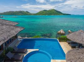 Hotel near Seychellerna