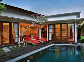 Hotel photo: Holiday Benoa Villa