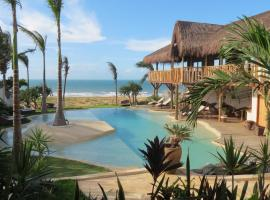Hotel photo: Hurricane Jeri Praia