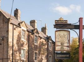 Hotel Photo: The Wheatsheaf by Marston's Inns