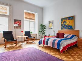 A picture of the hotel: Nordic House Apartments