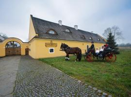 Hotel photo: Dvůr Olšiny -Hotel and Horse-riding
