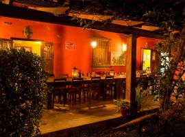A picture of the hotel: Casa Rural Aroma de Campo