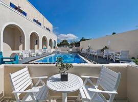 Hotel photo: Alizea Villas & Suites