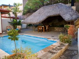 Hotel photo: Hotel Pension Casa Africana
