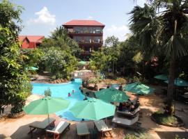 Hotel photo: Elephant Blanc (Domrey Sor) Apartment and Resort