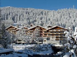 Foto di Hotel: Silvretta Parkhotel