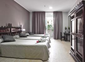Hotel photo: Hotel Inglés