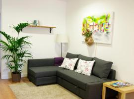 Hotel photo: O&A Apartments Barcelona: Villaroel