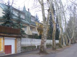 Hình ảnh khách sạn: Prima Pihenő
