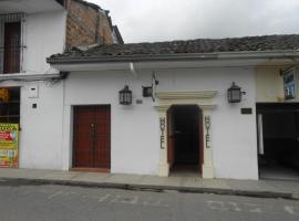 Hotel foto: Hotel Alcayata Popayan