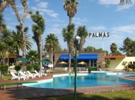ホテル写真: Hotel Las Palmas Midway Inn