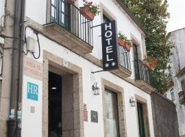 A picture of the hotel: Hotel Entrecercas