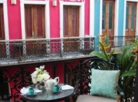 Hotel photo: Fortaleza Suites Old San Juan