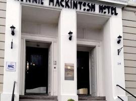 Фотография гостиницы: Rennie Mackintosh City Hotel