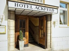 A picture of the hotel: Ackfeld Hotel-Restaurant