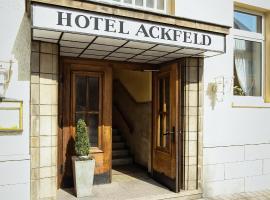 Ξενοδοχείο φωτογραφία: Ackfeld Hotel-Restaurant