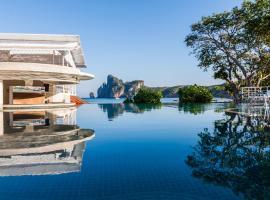 Hotel photo: PP Charlie Beach Resort