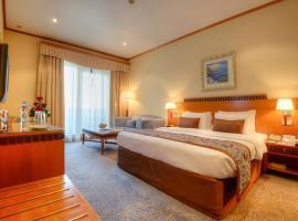 Hotel photo: Golden Tulip Al Barsha Hotel