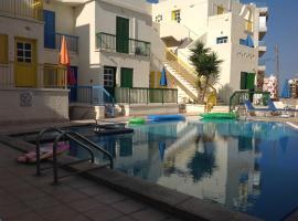 Hotel near Syria
