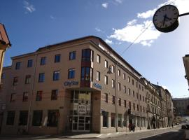 Hotel photo: Uppsala CityStay Hotel