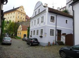 Hotel near Чески-Крумлов