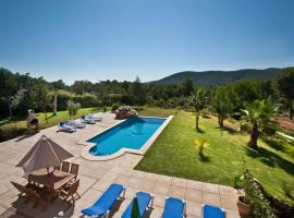 Hotel fotografie: Villa The Pond