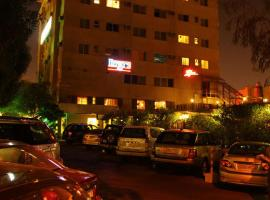 A picture of the hotel: Mansouri Mansions Hotel