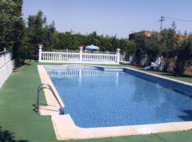 Hotel foto: Casa Rural Baza