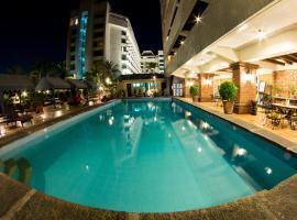 Hotel photo: Copacabana Apartment Hotel
