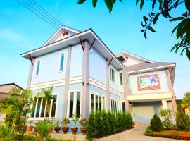 A picture of the hotel: Blue House Sukhothai
