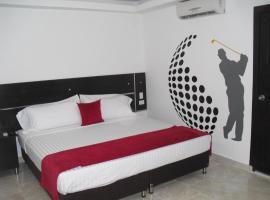 Hotel Photo: Hotel PSA Sport