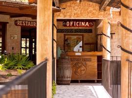 酒店照片: Hotel Palomino Ranch