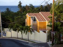 Hotel photo: Beautiful Villa at Sandy Beach, Rincon
