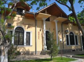 Hotelfotos: Hotel Samarkand Safar