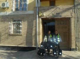 Hotel photo: B&B Bahodir